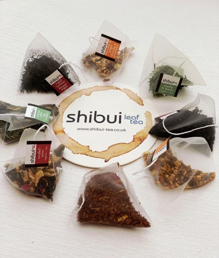 Sample review, Shibui Tea Bags, tea flavours, tea bag review