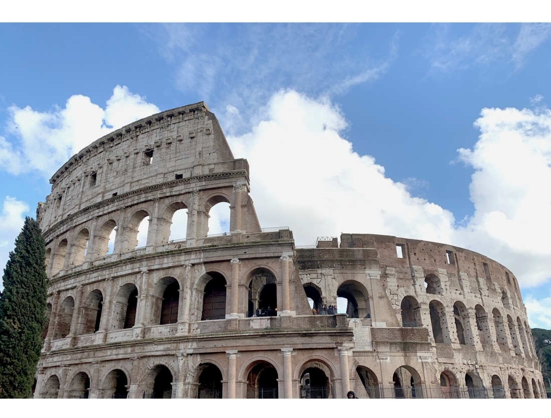 colosseum, rome, Top tips and places to visit in Rome, travel